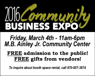 2016 Community Business Expo