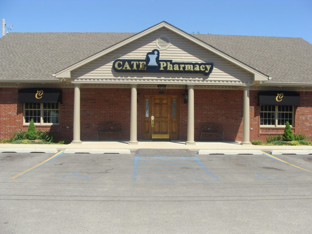 Cate Pharmacy, Inc.